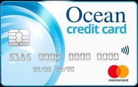 Bad Credit Credit Cards >> Ocean Credit Card Is A Bad Credit Credit Credit Card Designed To