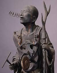 空也上人立像 Statue of Kuya, Rokuharamitsuji, Kyoto