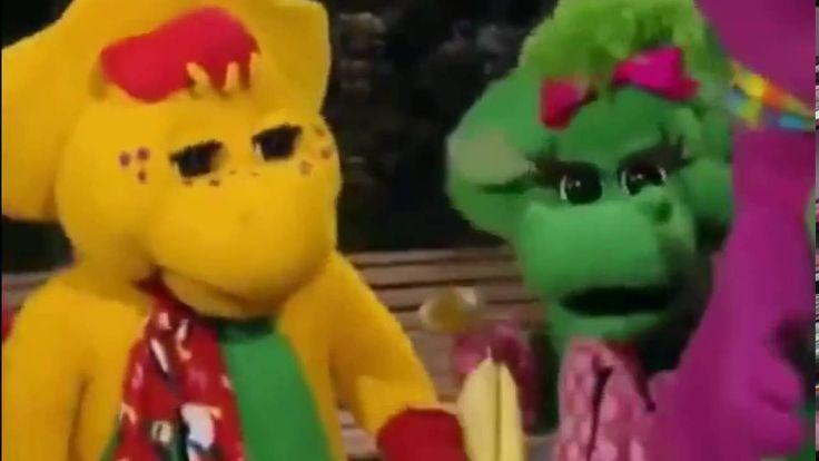 Barney's Christmas Star Part 2, ARAS YAMAN