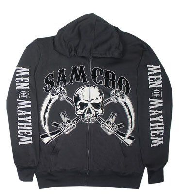 Sons of Anarchy Hoodies for Men
