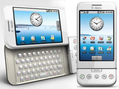 #throwbacktuesday Remember the HTC Dream? This was the first phone running Android to hit the market...