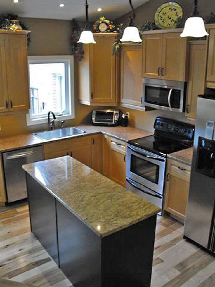 17 Best Images About Small Kitchen Remodel Idea On Pinterest Home Remodeling, Stove And photo - 2