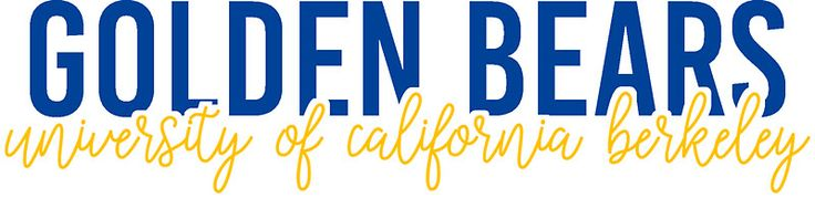 University of California Berkeley - Bears