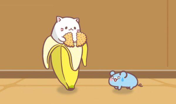 Bananya Episode #04 Anime Review