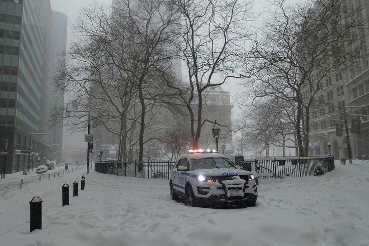 Нижний Манхэттен.