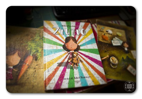 "*new book ""Ziuzia""* by Robert Romanowicz, via Behance"