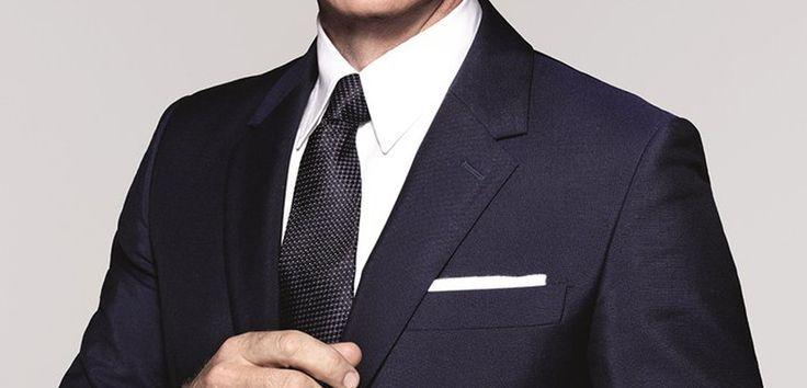 Cómo encontrar la corbata perfecta para tus camisas lisas - http://hombresconestilo.com/como-encontrar-la-corbata-perfecta-para-tus-camisas-lisas/