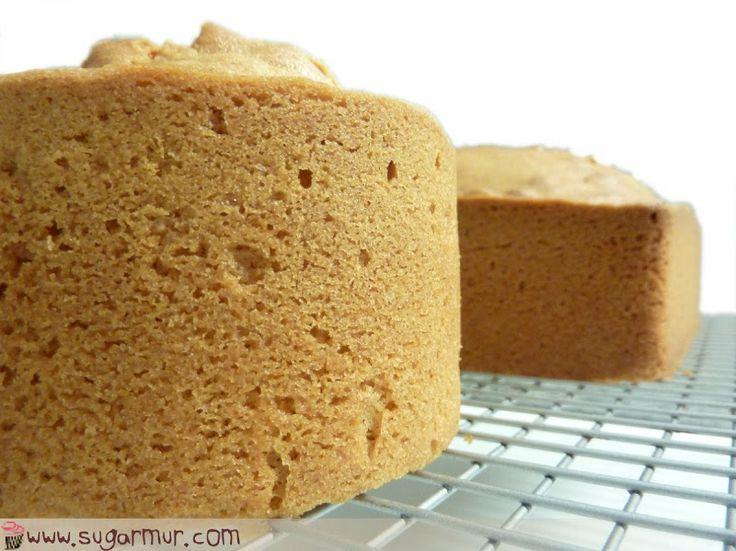 KITCHENAID. Bizcocho Madeira Sponge Cake (MSC) ideal para cubrir con fondant y para modelar