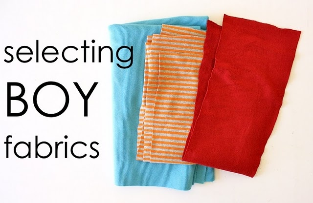 Great post with inspiration for sewing boy clothes, by Dana on www.danamadeit.com (7 June 2011).
