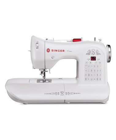 Another great find on #zulily! Singer One Electronic Sewing Machine #zulilyfinds