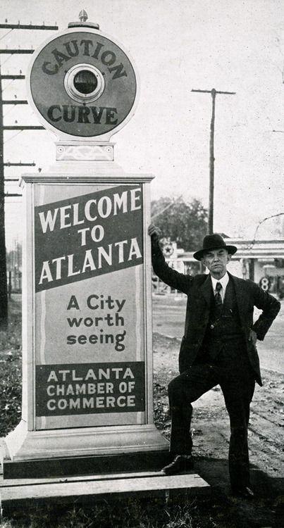 Midtown Atlanta,  We've come a long way baby!!