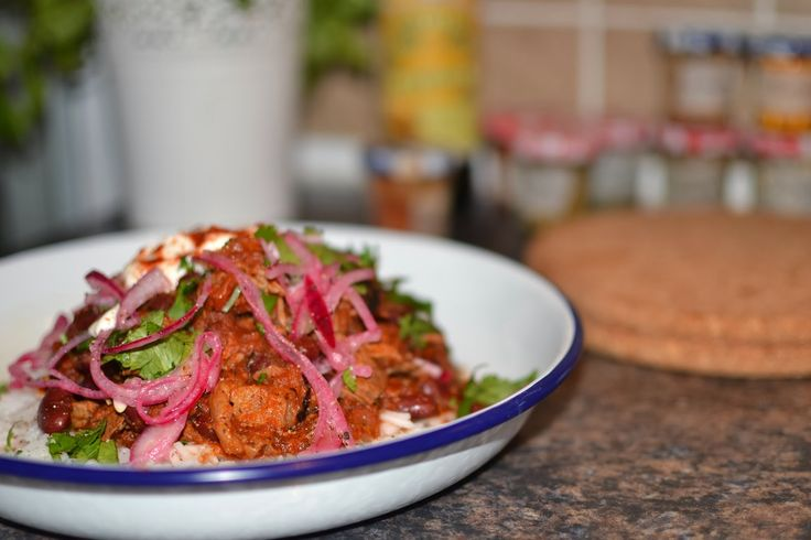 The Mocking Bird: Pulled Beef and Chorizo Chilli