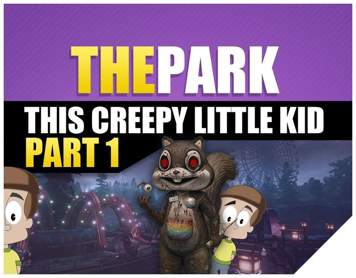 The Park Gameplay Part 1 Creepy Child PS4 Scary Game 1080p This is one Scary Game but I love to play it. After watching Jacksepticeye and GamingWithKev play ...