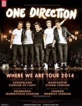 Where We Are Tour 2014 STREAMING