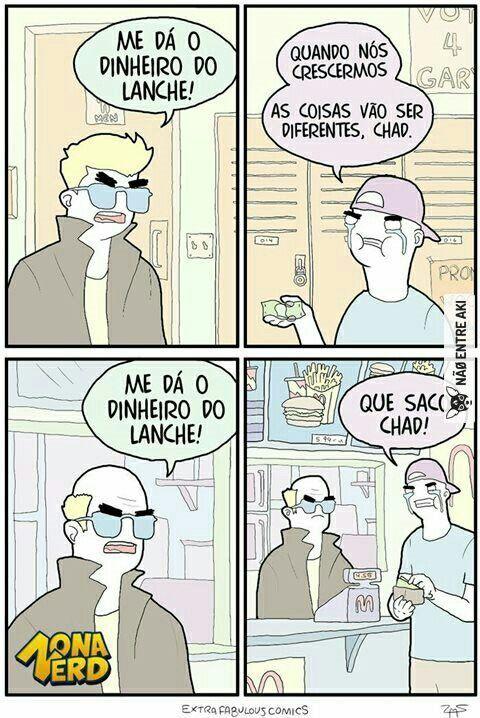 q ***** chad
