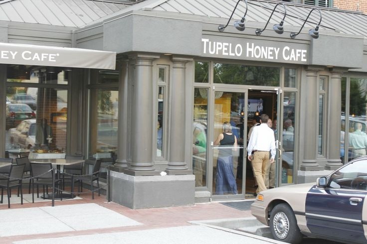 Chattanooga | Tupelo Honey Cafe - delish!