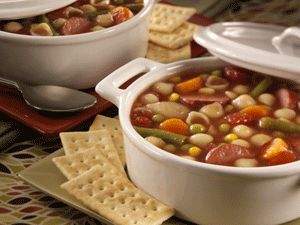 Sausage-Vegetable Soup