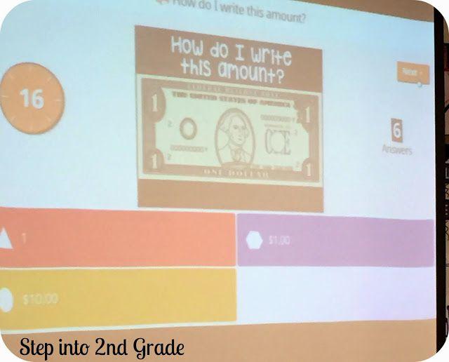 Do you Kahoot? (Step into 2nd Grade with Mrs. Lemons)