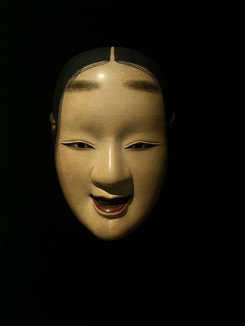 Noh mask #japan #masks