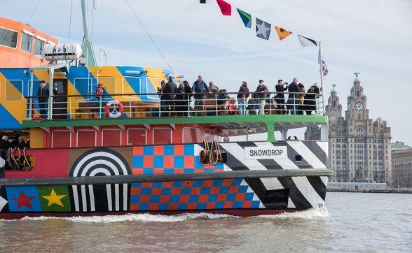 Sir Peter Blake: Everybody Razzle Dazzle | Liverpool Biennial: Festival of Contemporary Art