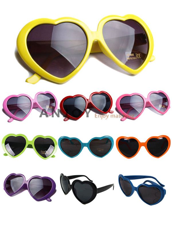 heart shaped shades because i can