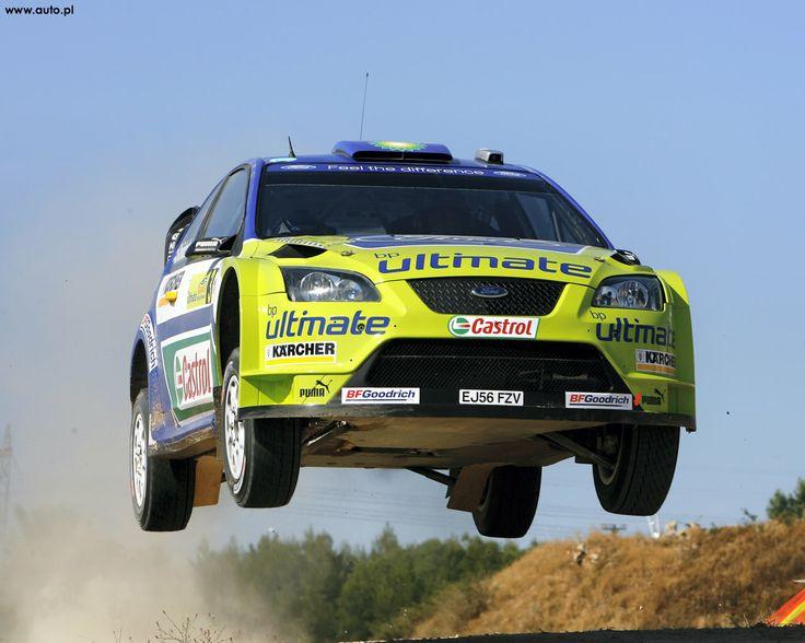 Ford Focus RS WRC MK2