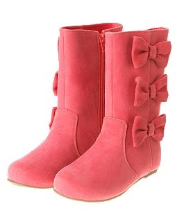 Faux Suede Boots for girls
