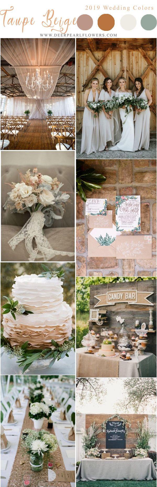 Wedding decorations queenstown october 2018 Top  Wedding Color Scheme Ideas for  Trends  Wedding Ideas