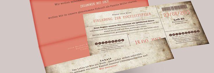 Das A und O Ihrer Hochzeitseinladungen: Persönlichkeit - Ein Hochzeitsblog zum Thema Papeterie und Hochzeitsvorbereitungen -Schöner einladen. Aus Liebe.