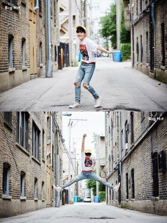 BTS - Dreaming Days J-Hope