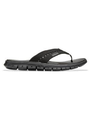 f833cc2a906e COLE HAAN ZeroGrand Knit Thong Sandals.  colehaan  shoes