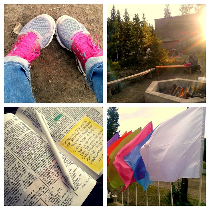 Girls Camp:  best blog