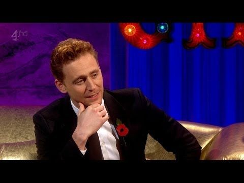 ▶ Tom Hiddleston on Chatty Man [HD] - YouTube - PINNING FOR THE LAST FEW MINUTES!! THEY WILL MAKE YOUR LIFE!