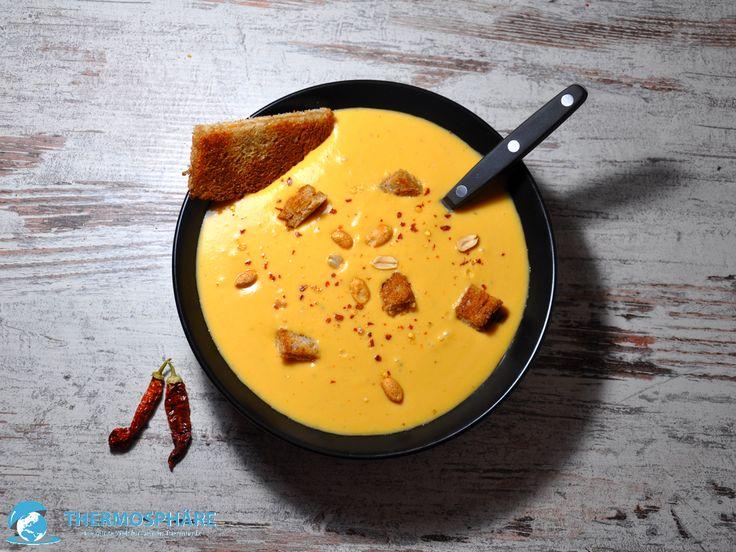 Thai Erdnuss Suppe - Thermosphäre