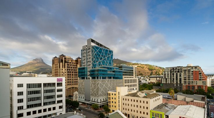 22 Bree Street, Cape Town. Bowman Gilfillan's offices