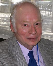 2010 Photo-Steven Weinberg (B.1933) Physicist, University Researcher & Professor,  Science Writer & Public Spokesperson for Science