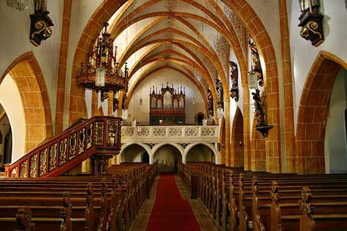 Altenmarkt im Pongau, Unserer lieben Frau Geburt – Organ index, die freie Orgeldatenbank