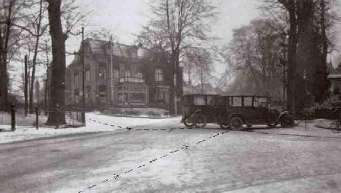 's-Gravelandseweg alb.perkstraat 1927