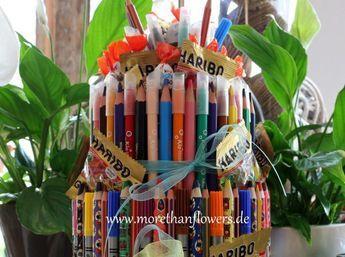 Stifte- Torte