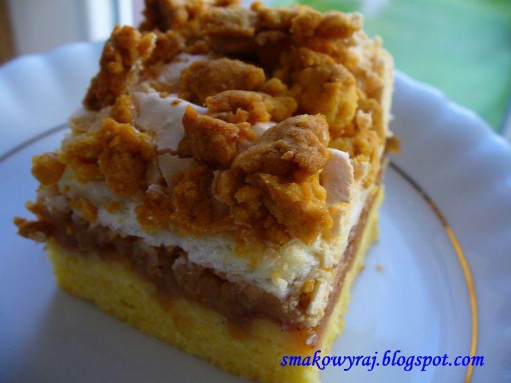 Smakowy Raj - blog kulinarny: Pleśniak z jabłkami