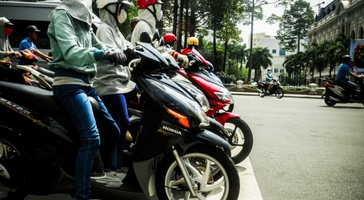 Another blog article for City Pass Guide. This one about how to cross the street in Vietnam