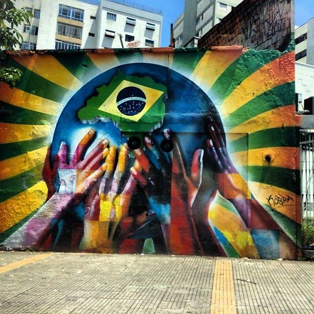 Kobra | Sao Paulo, Brazil | Photo by Kevin McHale via Instagram