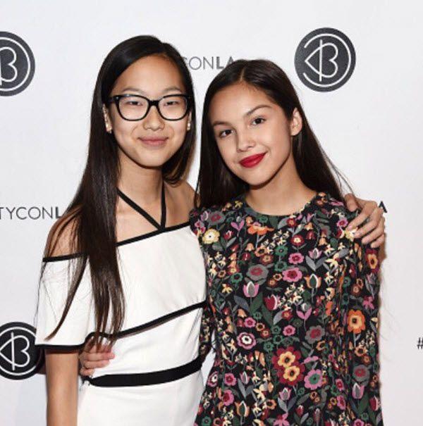 Over the weekend, Disney stars such as Olivia Rodrigo, Madison Hu and DeVore Ledridge from Bizaardvark,Kelli Berglund from Lab Rats: Elite Force, Sophie R