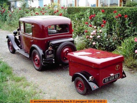Peugeot 201                                                                                                                                                                                 Plus
