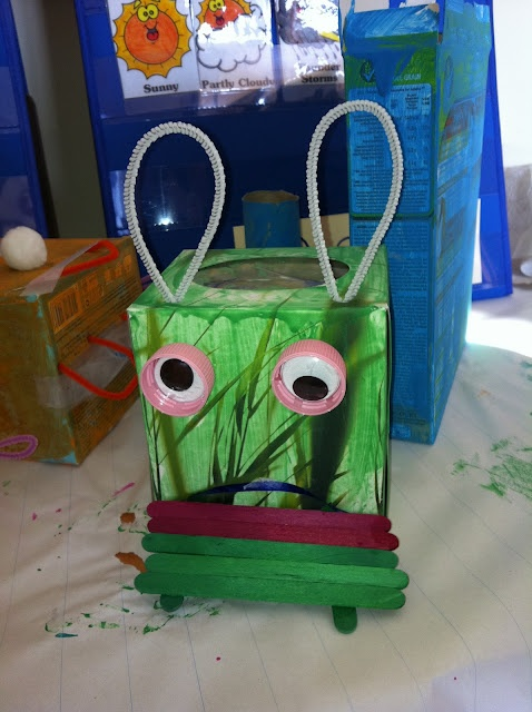 Tissue Box Monsters: Minute Halloween, Halloween Crafts, Kids Crafts, Boxes Monsters, Recycled Monsters, Earth Day, Little Monsters, Last Minute, Monsters Mamapeapod