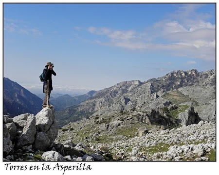 La Asperilla, en Castril