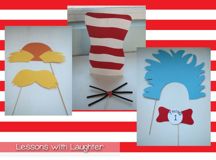 Lessons with Laughter: Dr. Seuss in the Classroom!