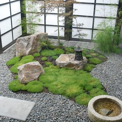 Zen Wall Design Ideas, Pictures, Remodel, and Decor - page 4