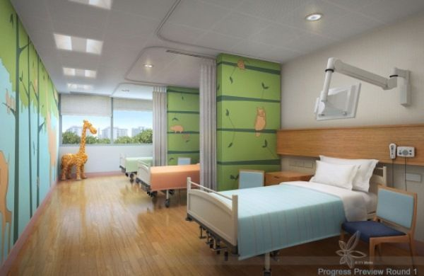 hospital ward rooms double  Google Search  H O S P I T A