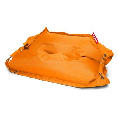 Fatboy Buggle-Up 6 ft. Extra Large Bean Bag Orange - BGU-ORG